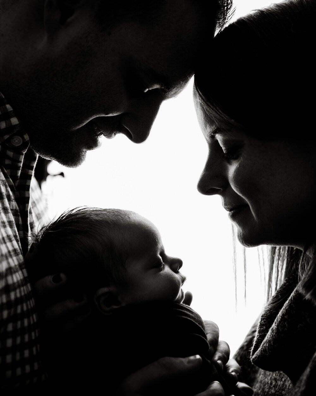 black-and-white-family-photo-with-newborn-baby-boy