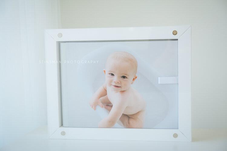 custom-first-birthday-album